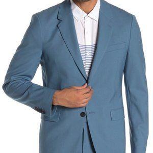 NWT Theory Chambers Slim Fit Stretch Wool Blazer